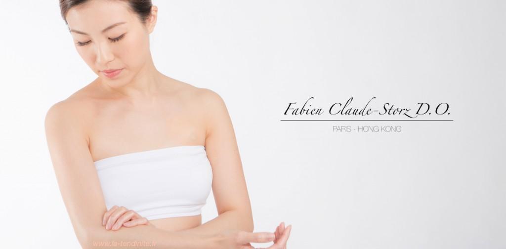 symptôme d'une tendinite au coude