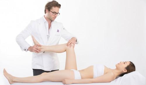 soigner une tendinite rotulienne