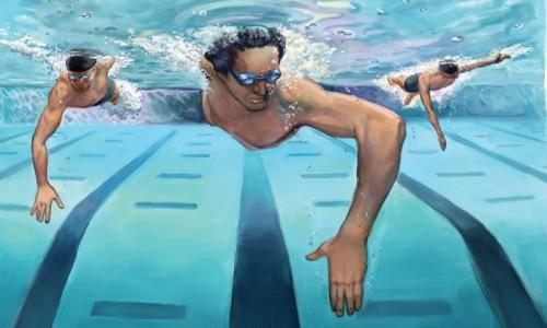 tendinite epaule nageur