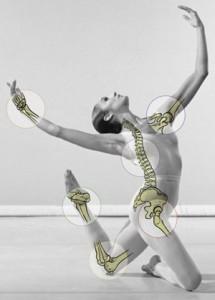 danceur traitement osteopathique
